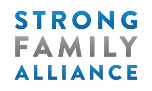 Strong Family Alliance - Stacked